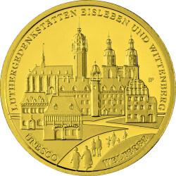 100 Euro Gold Münzen