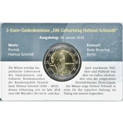 2 Euro Gedenkmünze Deutschland 2018 Schloss Charlottenburg A