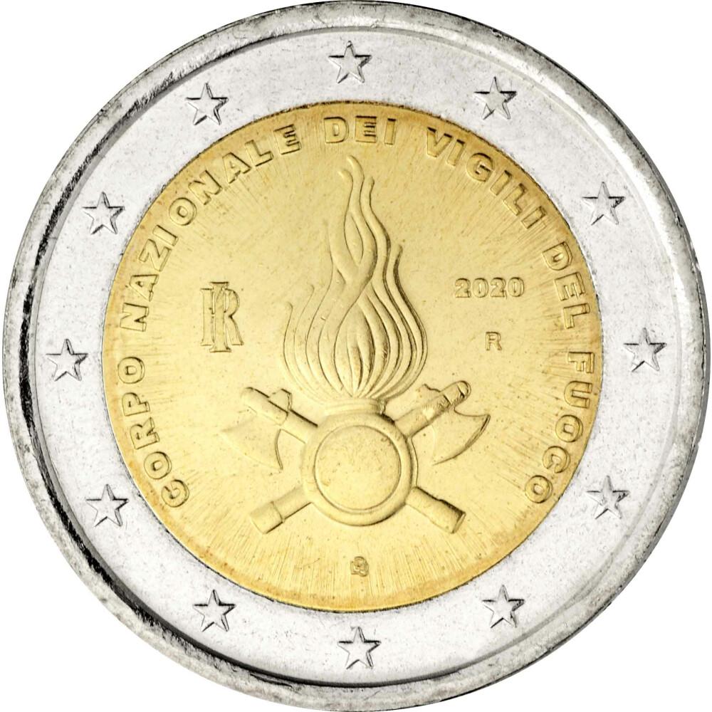 2 Euro Italien