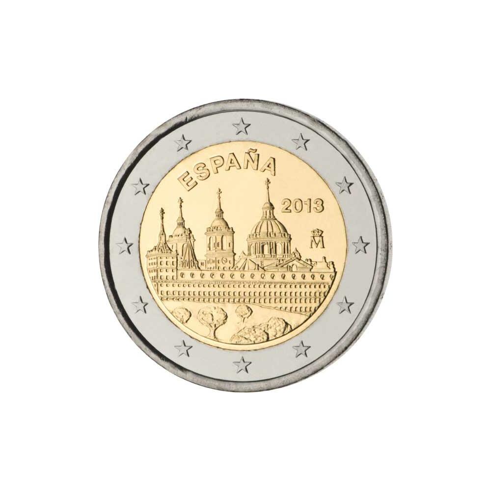 2 Euro Spanien