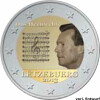 2 Euro Gedenkmünze Luxemburg 2013 bfr. - Nationalhymne