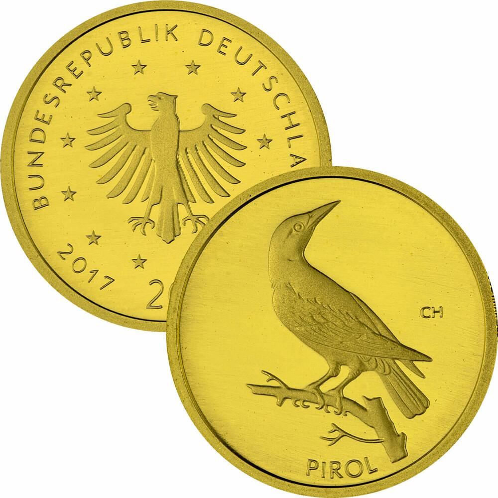100 Euro Deutschland 2017 Gold St Unesco Luthergedenkstätten E